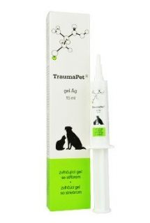 TraumaPet gel Ag 30ml